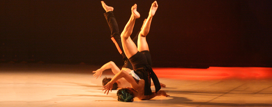 QB no Tanzfestival Bielefeld