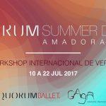 Quorum Summer Dance Amadora 2017