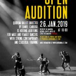 Open Audition