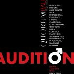 Male Audition