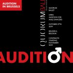 Male Audition in Brussels